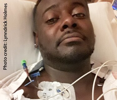 Alabama man becomes first in the state to become sickle cell free after Gene Therapy