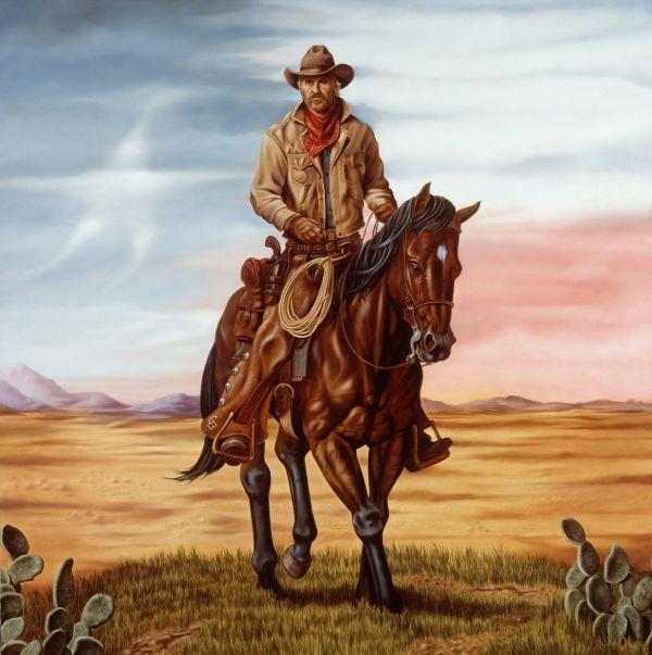 Western Cowboy Portraits