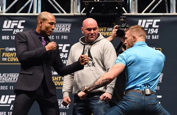 UFC 194 and The Ultimate Fighter Finale Press Conference