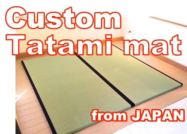 custom tatami mat