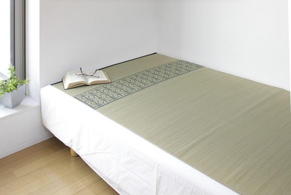 寝ござの使用方法