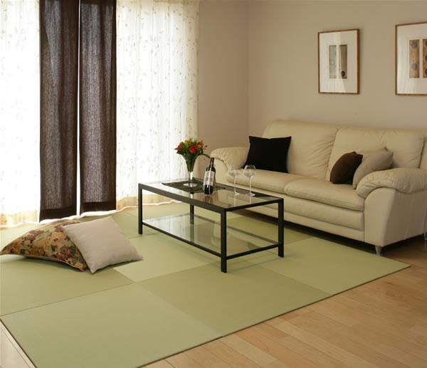 床暖房用置き畳