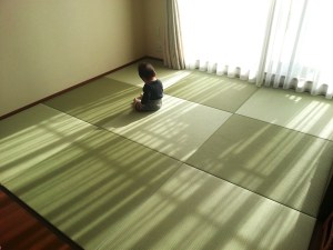 とてもきれいな畳で満足しております。やはり日本人には畳が必要ですね