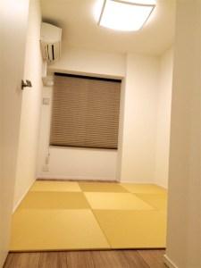 お客様がフローリングより畳を支持する機会とは?