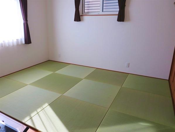 おしゃれな畳の部屋