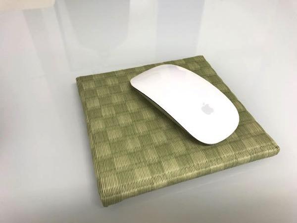 Magic Mouseと畳