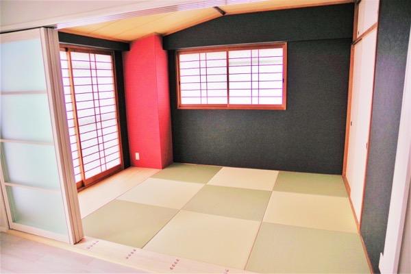 After tatami