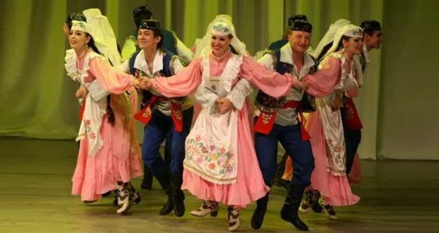 БТК КФУның хореография бүлегенә укырга чакыра