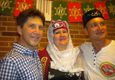 Осенняя встреча татар Германии
