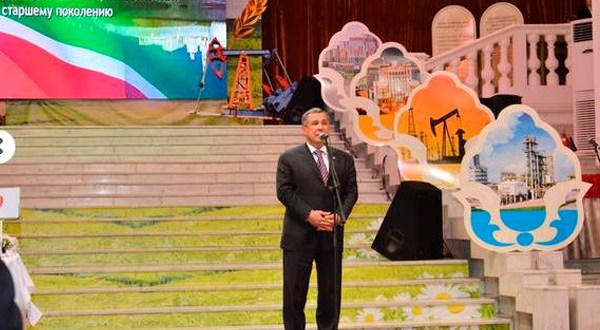 President of Tatarstan congratulated veterans of Civil Service of the Republic