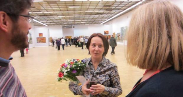 В Москве проходит выставка работ художницы Милеуши Гатауллиной