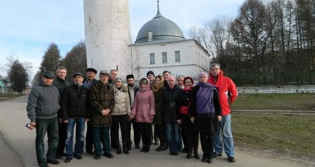 Выступление московского фольклорного ансамбля «Идель» в Рязанской области
