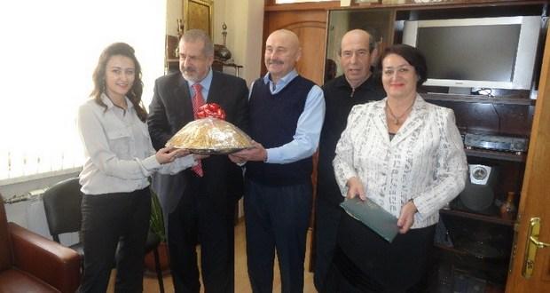 Tatar organizations in Crimea congratulate Refat Chubarov on his election as head of the Mejlis of the Crimean Tatars