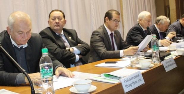 В Казани прошло расширенное заседание Исполкома Всемирного конгресса татар