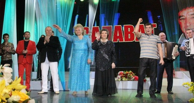 Salavat Fatkhetdinov celebrates his 54th birthday