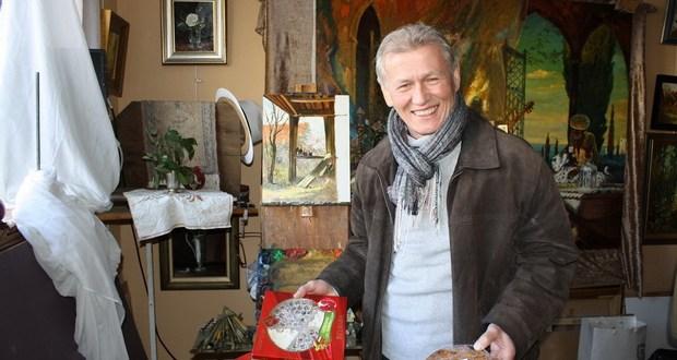 Ринат Анимаев — французский художник татарского происхождения