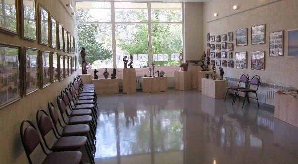 In Volgograd, an exhibition of Tatar artist