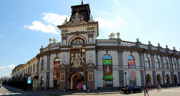 Виртуальный Интернет-музей, посвящённый Великой Отечественной войне 1941–1945 гг. в Татарстане