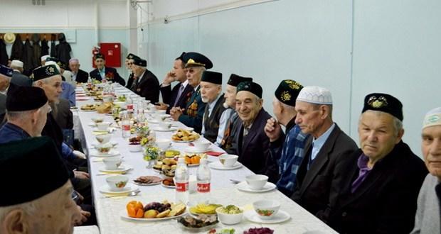 В Соборной мечети Самары чествовали ветеранов