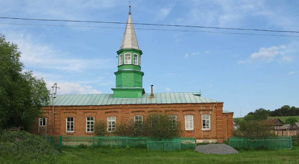 Мечеть с двухвековой историей