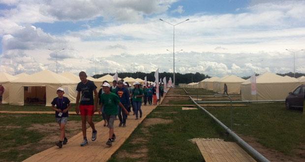 "Camp ""Bolgar Tugan Tel"" not to be forgotten"