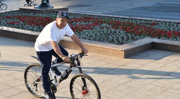 Руководители республики поддержали Всемирный день без автомобиля