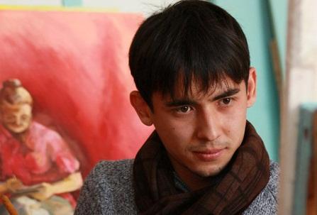 Выставка молодого татарского художника