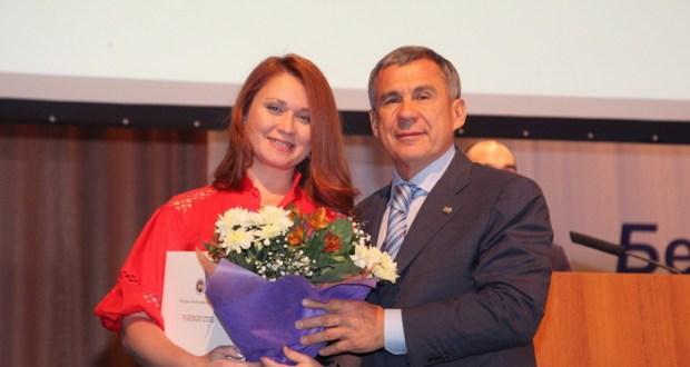 Лена Колесникова: «Международный форум представителей  бизнеса в Казани – хороший  пример экономического и культурного сотрудничества»