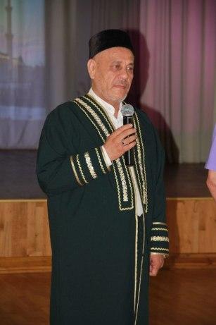 Зиннәт хәзрәт Садыйков