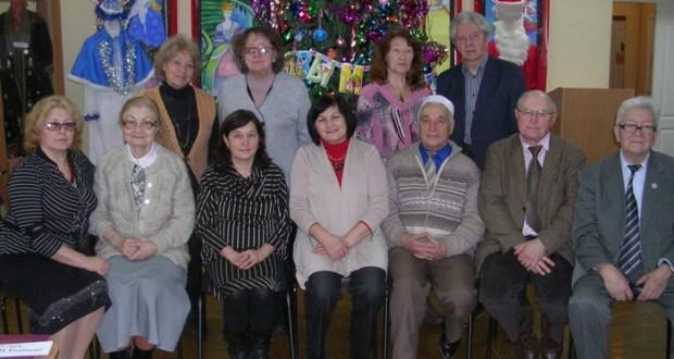 Встреча с земляками из Белоруссии