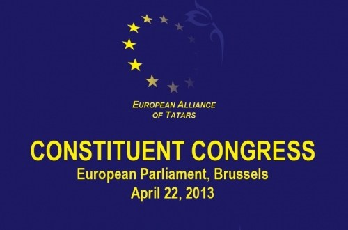 Декларация    Учредительного съезда Альянса татар Европы