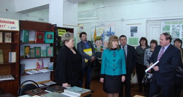 Старокулаткинской библиотеке присвоили имя татарского народного поэта Габдуллы Тукая