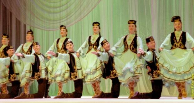 Весенний тур звезд татарской эстрады и ансамбля «Казань»