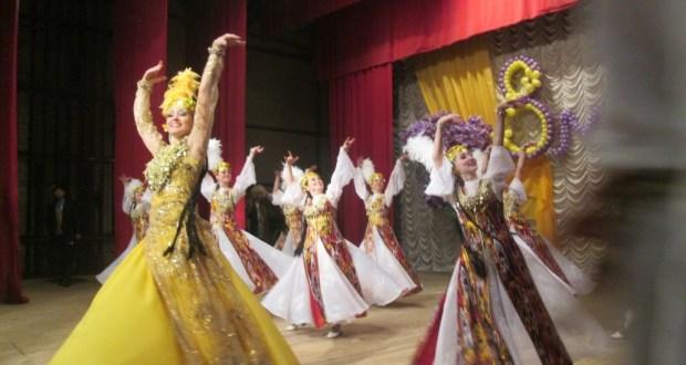 Праздничный концерт для татарских сел