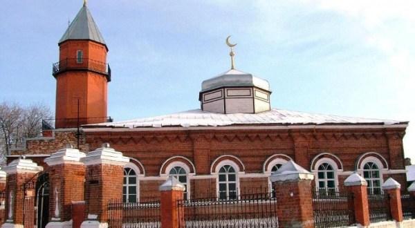 Передача мечети и медресе Касимова состоялась