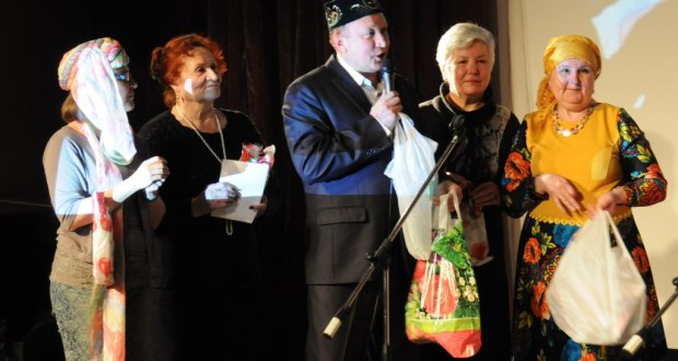 В Магнитогорске выбрали супер-бабушку