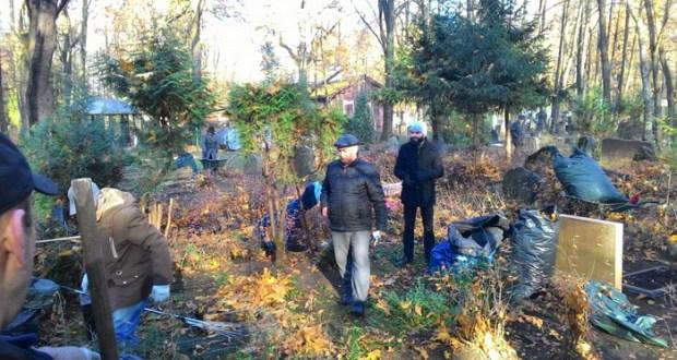 Muslim cemeteries cleaned up in Riga