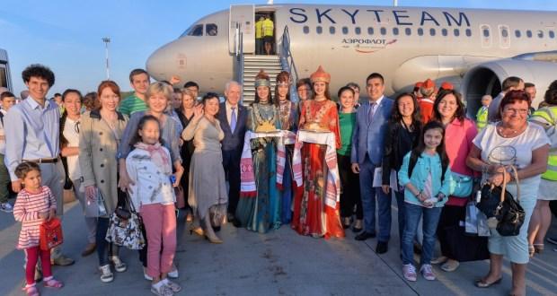 Этнический туризм в Татарстане татар Бельгии