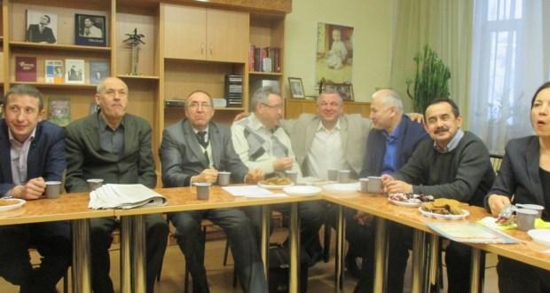 Состоялось очередное заседание Совета РТНКА Московской области