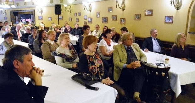 In Budapest, the book  Ayaz Gilyazov presented