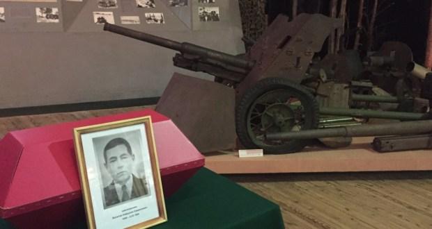 В Санкт-Петербурге состоялось передача останков  красноармейца Хайруллы Валитова
