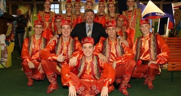 Татарстанның Фольклор музыкасы дәүләт ансамбле Мәскәүдә фестивальдә катнаша