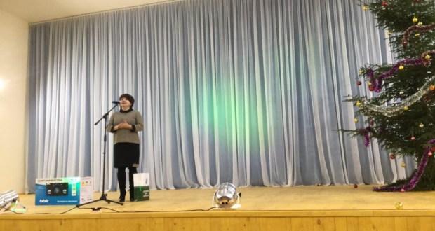 Бөтендөнья татар конгрессы Чувашиянең Батыр районы Озын Куак авылына бүләкләр тапшырды