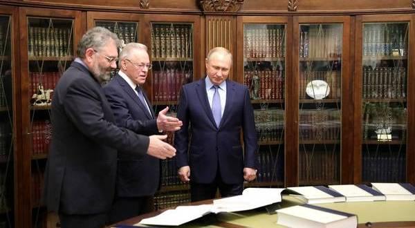Камиль Бекяшев – соавтор Большой российской энциклопедии
