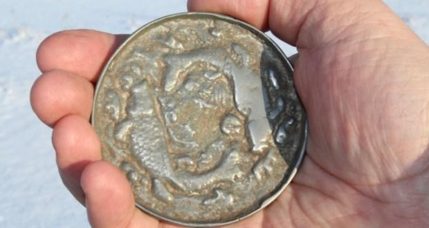 Archaeological find in Aznakaevo