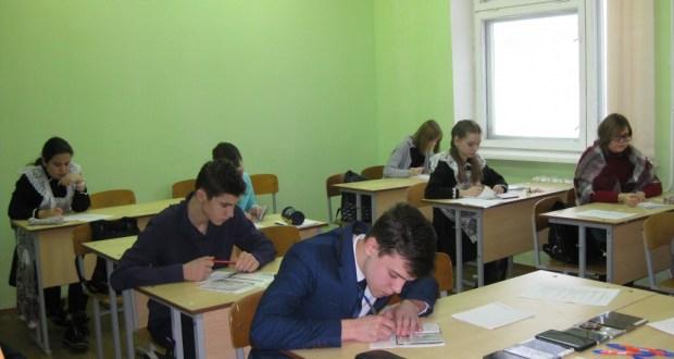 Олимпиада по татарскому языку прошла в Мордовии