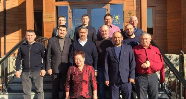 Василь Шайхразиев встретился с татарским активом и руководителями  татарских организаций Приморья