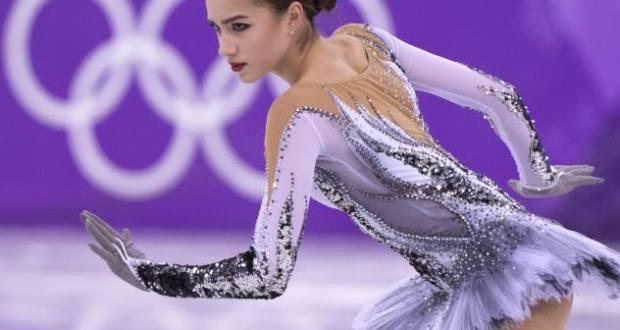 Уроженка Ижевска Алина Загитова выиграла первое золото Олимпиады