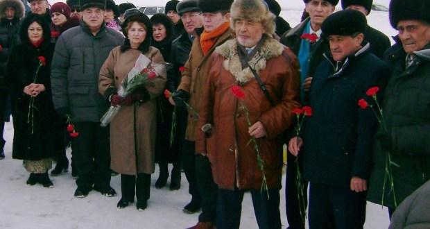 В Башкортостане проходят юбилейные мероприятия к 100-летию Назара Наджми