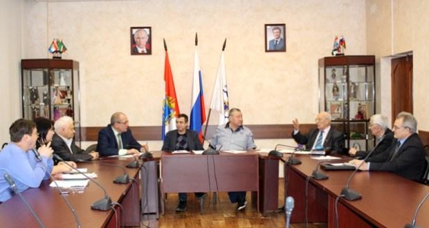 Оргкомитет обсудил ход подготовки к юбилею Гакиля Сагирова в Самаре